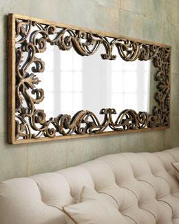 """Apricena"" Mirror"