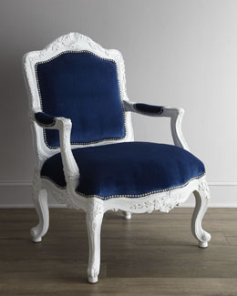 "Massoud ""Gabrielle"" Chair"