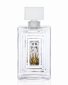"Lalique ""Duncan No. 3"" Perfume Bottle"