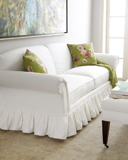 "Key City Furniture ""Adel"" Sofa"