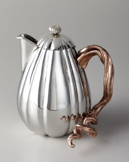 "Michael Aram ""Gourd & Vine"" Hot Beverage Pot"