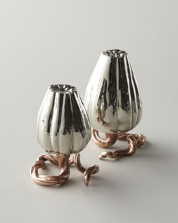 Michael Aram Gourd & Vine Salt & Pepper Set