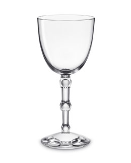 "Baccarat ""Claire de Lune"" Red Wine Glass"
