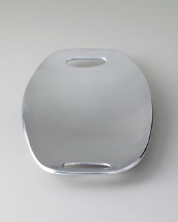 Nambe Handled Tray
