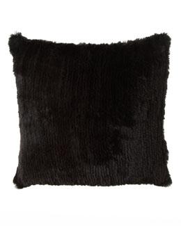 Adrienne Landau Rabbit Pillow