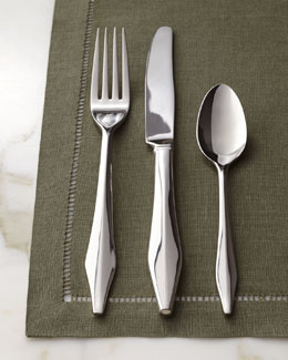 "kate spade new york Five-Piece ""Castle Peak"" Flatware Place Setting"
