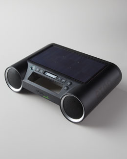 Solar Bluetooth Sound System