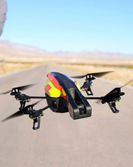 "Parrot Designer Collection ""Drone 2.0"" Helicopter"