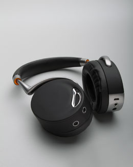 "Parrot ""Zik"" Headphones Designed by Philippe Starck"
