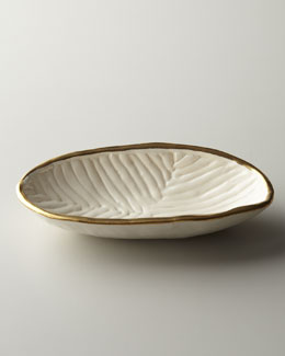 "Michael Wainwright ""Giotto"" Oval Nut Dish"