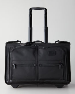 "Tumi ""Alpha"" Wheeled Carry-On Garment Bag"