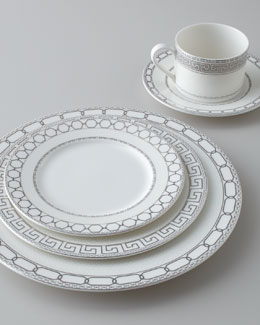 "Mikasa Five-Piece ""Calista"" Dinnerware Place Setting"