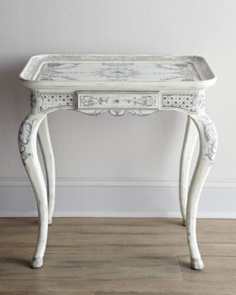 "John-Richard Collection ""Babette"" Side Table"