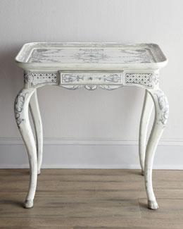 "John-Richard Collection ""Babette"" Side Table"