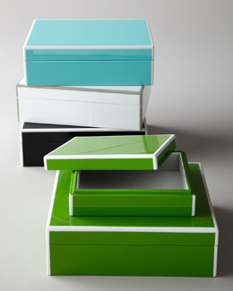 "Swing Design ""Elle"" Storage Box Set"