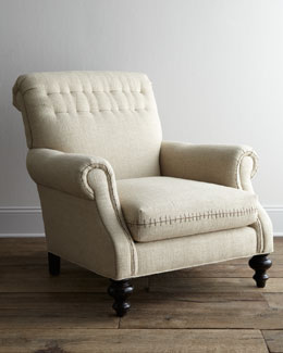 "Old Hickory Tannery ""Fairfield"" Chair"