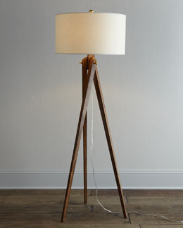 VISUAL COMFORT Tripod Floor Lamp