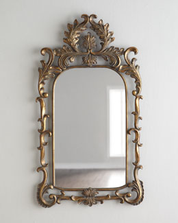 """Acanthus Scroll"" Mirror"