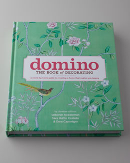 """Domino: The Book of Decorating"" Book"