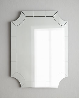Mirror-Framed Mirror