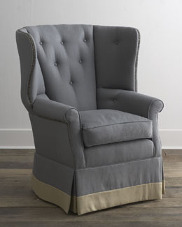 "Old Hickory Tannery ""Losoya"" Host Chair"
