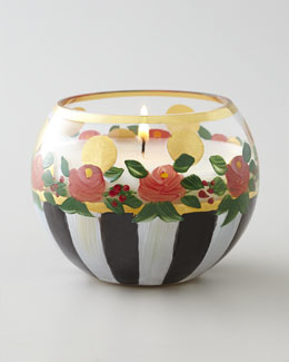 "MacKenzie-Childs ""Heirloom"" Scented Candle"