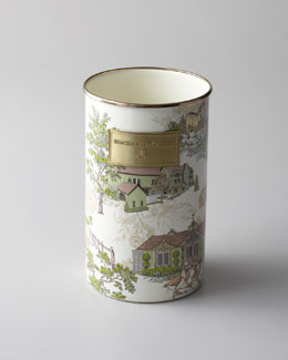 "MacKenzie-Childs ""Aurora"" Utensil Holder"