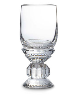 "Baccarat ""Variations"" White Wine Glass"
