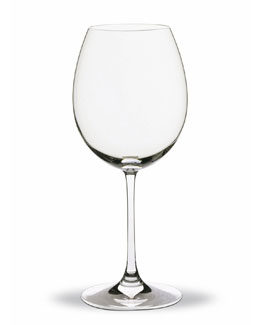 "Baccarat Two ""Oenology"" Bordeaux Glasses"