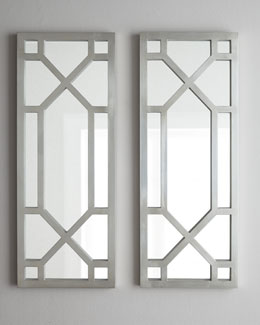 "Two ""Regency"" Mirrors"