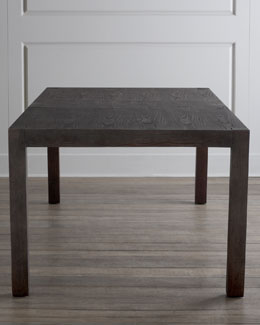 """Karington"" Espresso Dining Table"