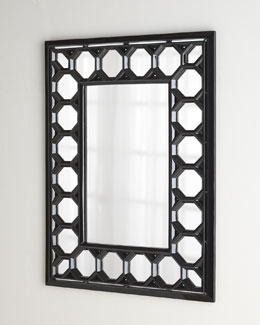 NM EXCLUSIVE Octagon-Motif Mirror