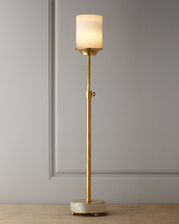 John-Richard Collection Adjustable Buffet Lamp
