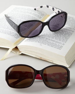 kate spade new york Leatrice Sun Readers