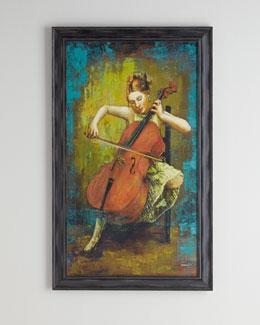 "RFA Fine Art ""Modern Rehearsal"" Giclee"