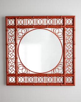 "Florence de Dampierre ""Oriental"" Mirror"