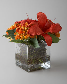 "John-Richard Collection ""Sunburst Delight"" Faux Floral Arrangement"