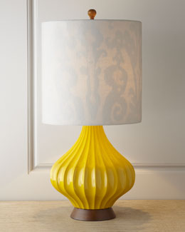 Couture Lamps Sunshine Fairfax Table Lamp