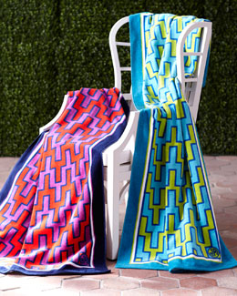 "Jonathan Adler ""William"" Beach Towel"