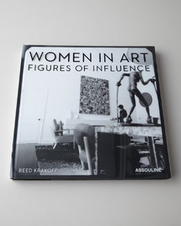 Women In Art Hardcover Book
