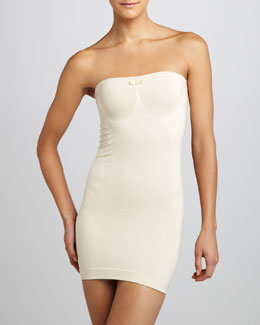 La Perla Shapewear Dress, Nude