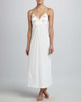 La Perla Long Modal/Silk Gown