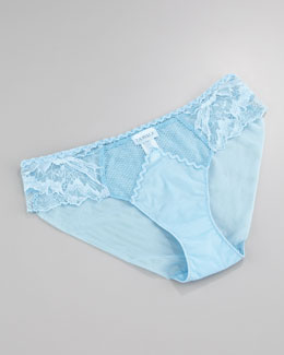 La Perla Donna Eleonora High-Rise Briefs