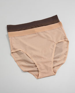 Wacoal Smooth Complexion High-Cut Briefs