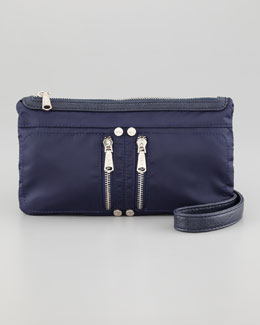 co-lab by Christopher Kon Thomas Mini Crossbody Bag, Navy
