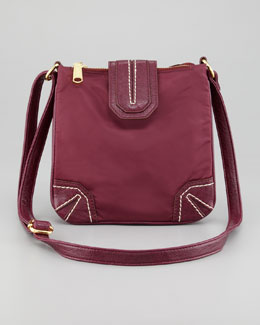 co-lab by Christopher Kon Lissie Crossbody Bag, Wine