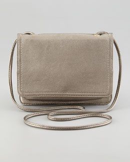 co-lab by Christopher Kon Mini Crossbody Bag, Pewter