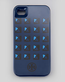 Tory Burch Pyramid Stud iPhone 4/4s Case, Blazer Blue