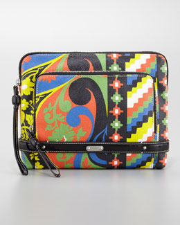 Rafe Tina Tech Clutch Bag