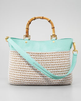 Eric Javits Analu Squishee Tote Bag